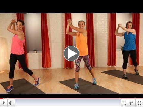40 Minute Full Body Workout Beginner Strength Training by Pop Sugar