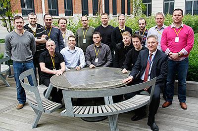 Digital Forensics Pilot Course at EDA