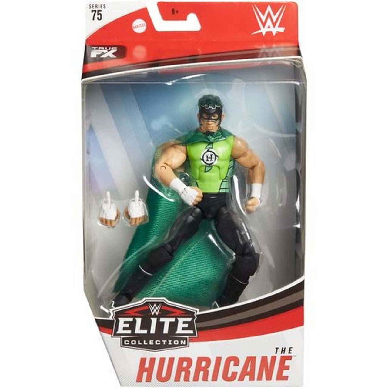Image of WWE Elite Collection Series 75 - Hurricane