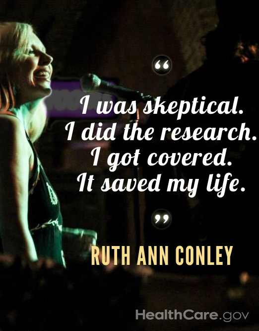 I'm Covered Stories: Getting the Facts Herself