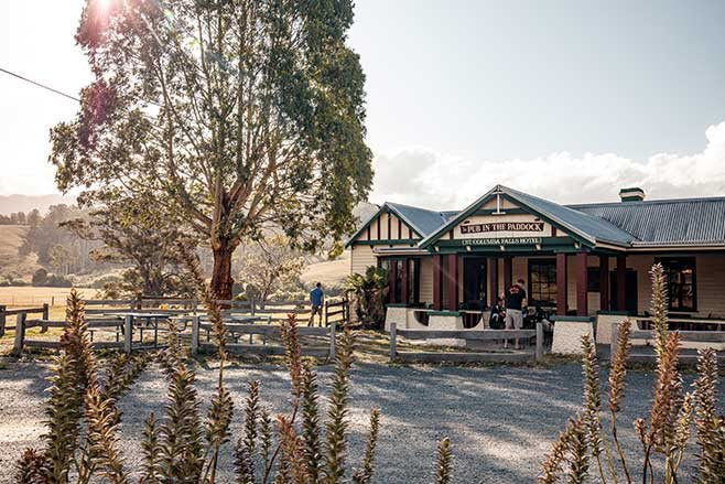 Pub in the Paddock, Tasmania