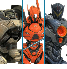 PACIFIC RIM: UPRISING SELECT
