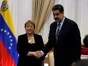 En el reporte de la alta comisionada se dejó sin mención los intentos desestabilizadores y violentos, gestados por sectores de la oposición venezolana.