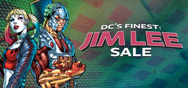 DC's Jim Lee digital comics sale