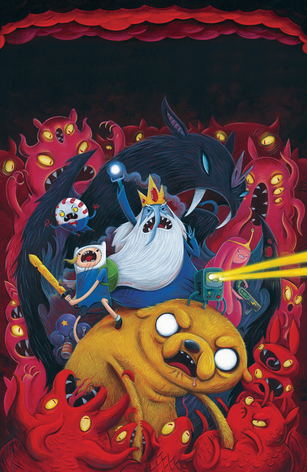 Adventure Time #36 Cover A