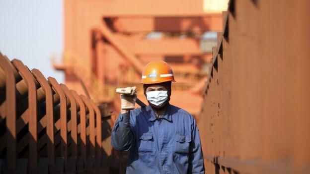 Funcionário chinês