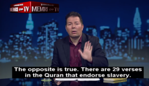 "German-Egyptian scholar: Muslims ""enslaved the Africans more than any other nation did"""