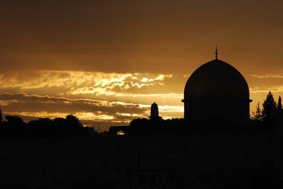 jerusalem-siloutte