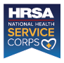 HRSA NHSC logo