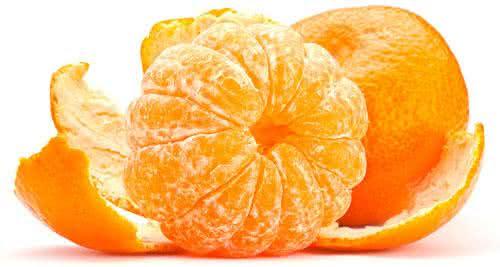 Chá da casca de tangerina