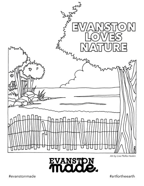 Evanston Art for Earth