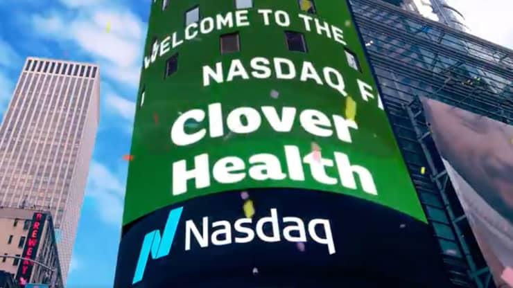 Welcome to the Nasdaq Clover Health