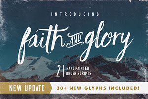 Faith & Glory • New Update!