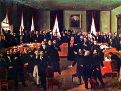 24 Ianuarie 1859 - Unirea Moldovei cu Țara Românească 3