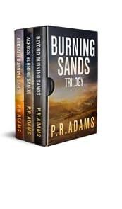 Burning Sands Trilogy