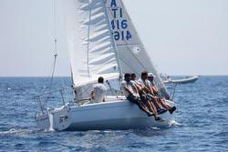 J/24 Italy- sailing Europeans
