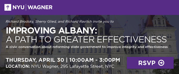 Improving Albany Event