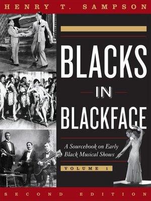 Blacks in Blackface