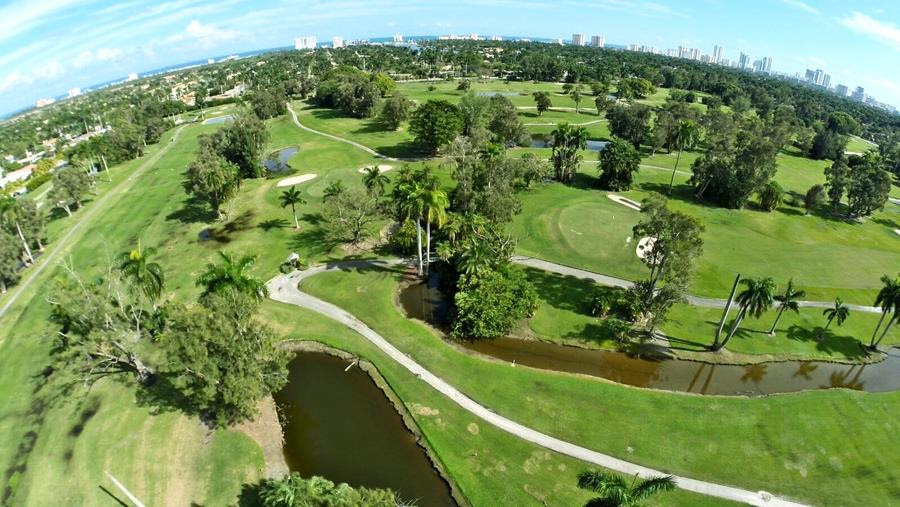 Hollywood Beach Golf Resort Course Photo