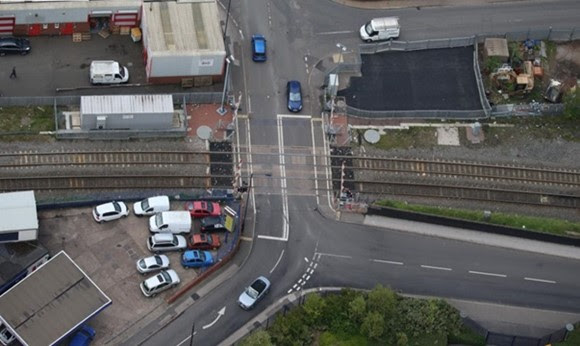 Bloxwich level crossing to close as Chase Line upgrade continues