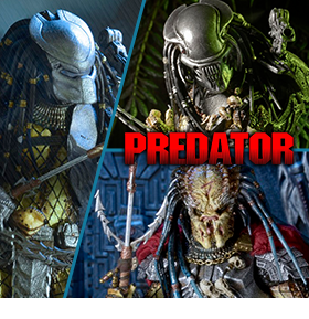 NECA PREDATORS SERIES 17