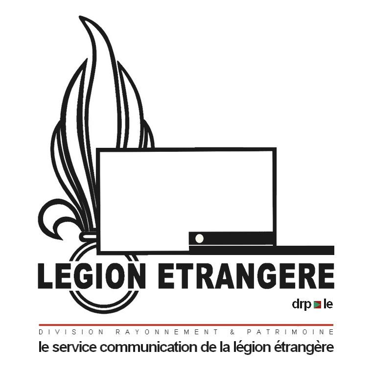 Cheyenne Carron présente son film «A jamais fidèle» à la Légion étrangère Drp-carte-visite1