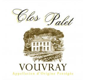 Clos Palet - Vouvray