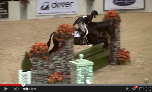 Watch the winning handy ride from Kelley Farmer and Mindful!
