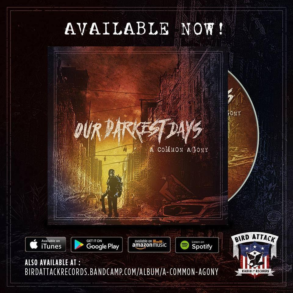 our darkest days launch