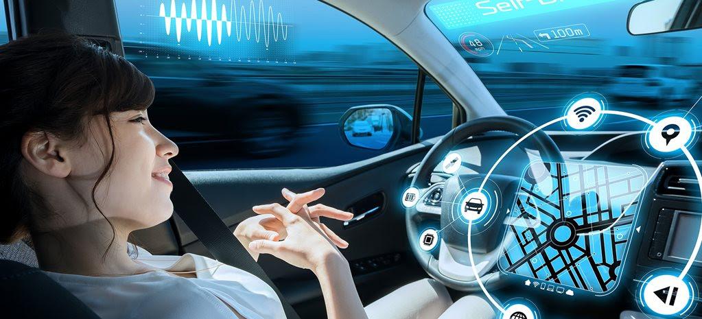 Futuristic Car Technology