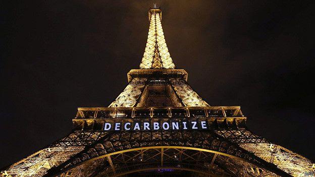 PARIS: APRUEBAN ACUERDO MUNDIAL PARA SALVAR EL PLANETA