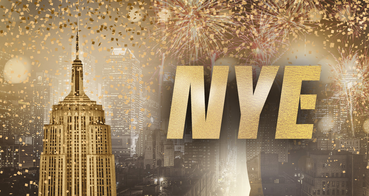 A VIP New Year's Eve in NYC, all expenses covered! Tell a friend and go together.