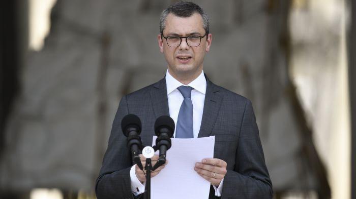 Le secrétaire général de l'Elysée Alexis Kohler