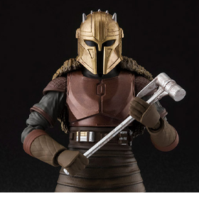 The Mandalorian S.H.Figuarts The Armorer Exclusive