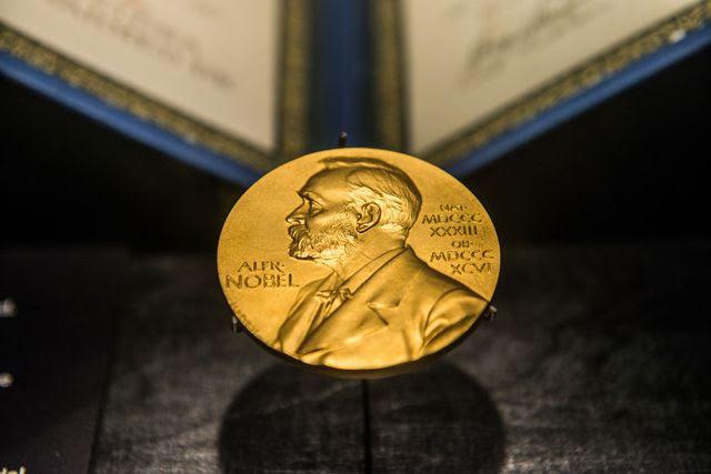 Nobel Prize: medal