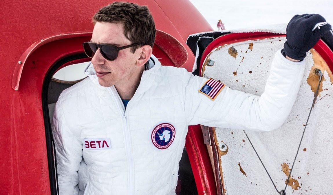 Men's Space Jacket