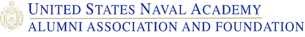 United States Naval Academy Alumni Association and Foundation logo