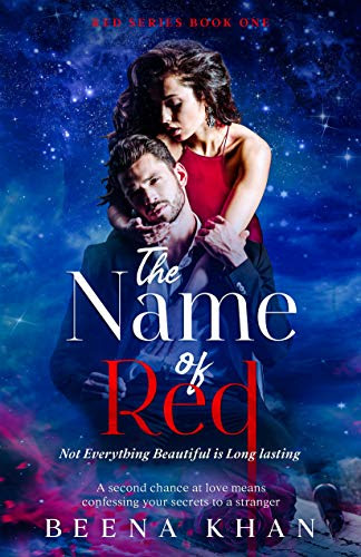 Cover for 'The Name of Red (Red Book 1)'