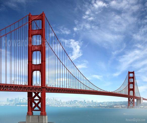 Golden gate bridge -11