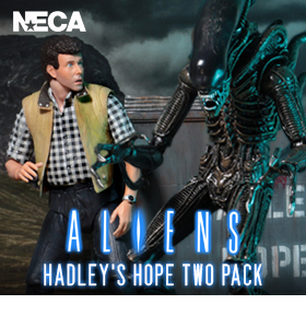 ALIENS HADLEY'S HOPE TWO PACK