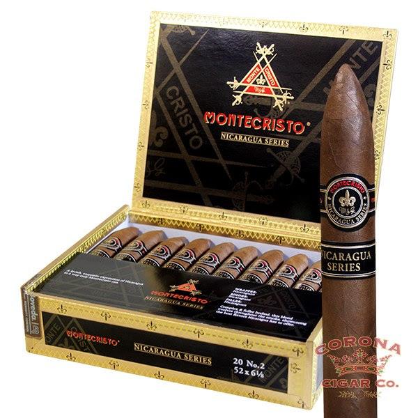 Image of Montecristo Nicaragua Series No. 2 Cigars