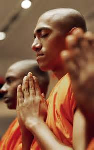 praying Buddhist 2