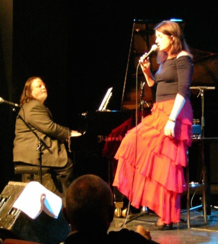 Richie Beirach & Laurie Antonioli