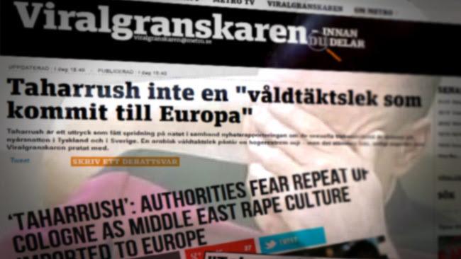 El Taharrush centra la atención de la prensa occidental.