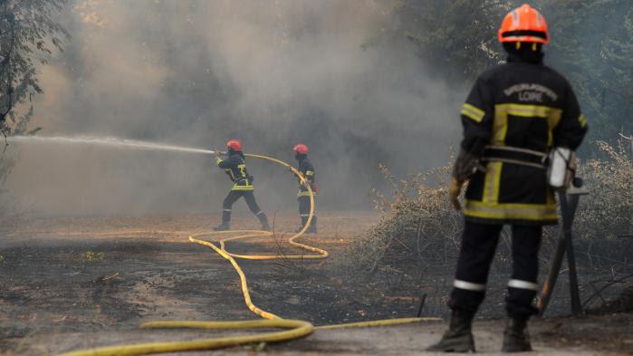"""VIDEO. Incendie dans les Bouches-du-Rhône : """"La connerie humaine est sans borne"""", lance un riverain en colère"""