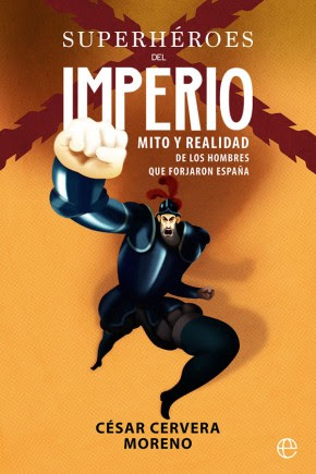 Portada de Superhéroes del imperio