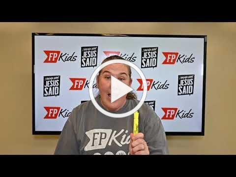 FPKids Video Lesson M2W1 - Read It Week 2020