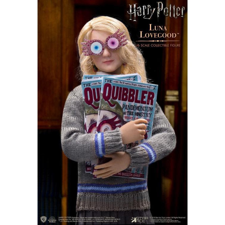 Image of Harry Potter My Favourite Movie Series Luna Lovegood 1/6 Scale Figure- Q2 2019