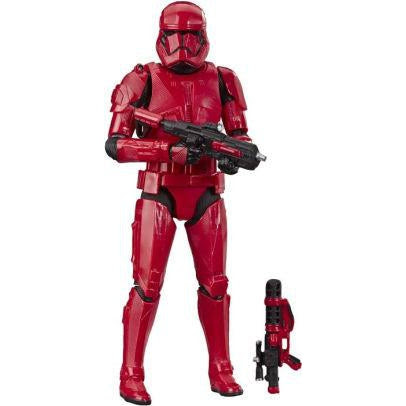 Image of Star Wars The Black Series 6-Inch Action Figures Wave 23 - Sith Trooper