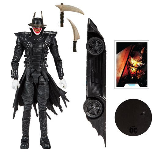 """Image of DC Collector Wave 1 - Batman Who Laughs 7"""" Action Figure"""